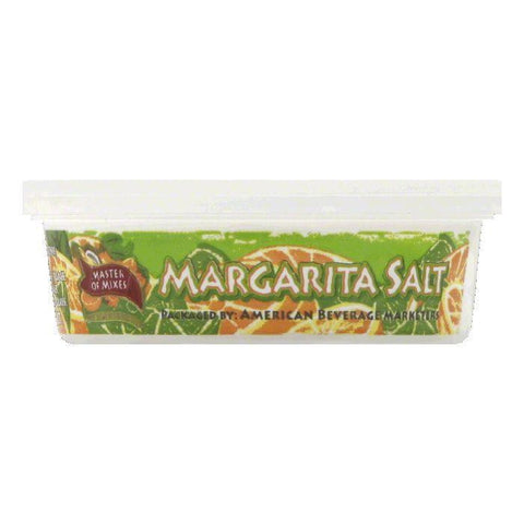 Master of Mixes Margarita Salt, 8 OZ (Pack of 12)