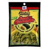 Produce Partners Great Guacamole Mix Mild, 1 OZ (Pack of 12)