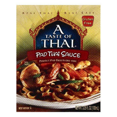 A Taste of Thai Pad Thai Sauce, 3.25 OZ (Pack of 6)