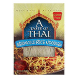 A Taste of Thai Vermicelli Rice Noodles, 8.8 OZ (Pack of 6)