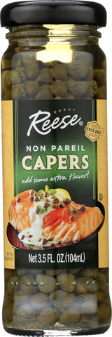 Reese Capers, 3.5 OZ (Pack of 12)