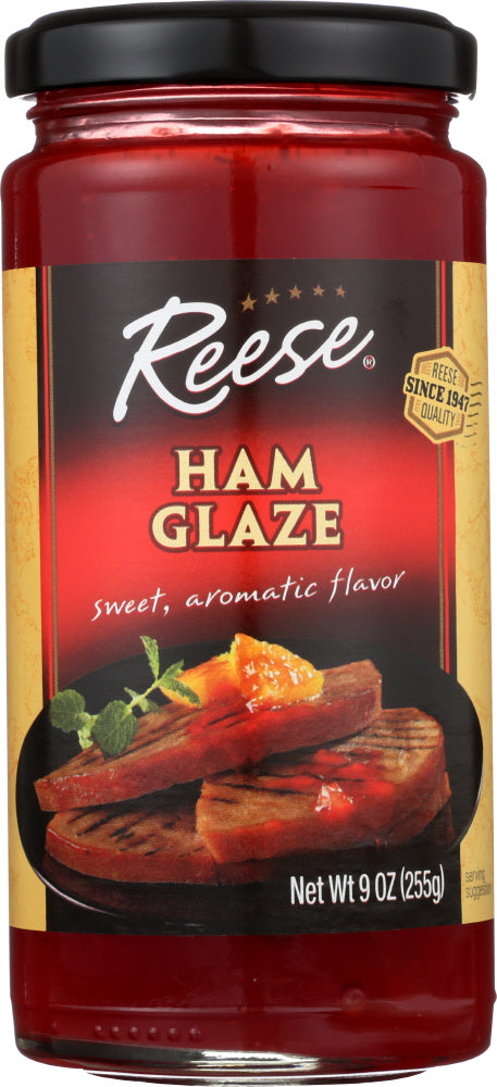 Reese Baked Ham Glaze, 9 OZ (Pack of 6)
