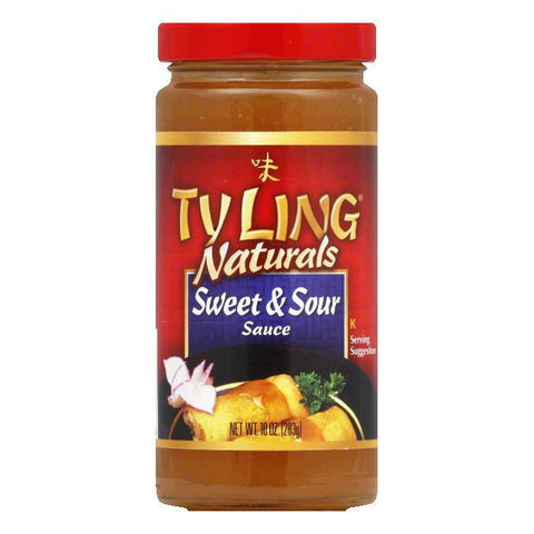 Tyling Sweet & Sour Sauce, 10 OZ (Pack of 6)