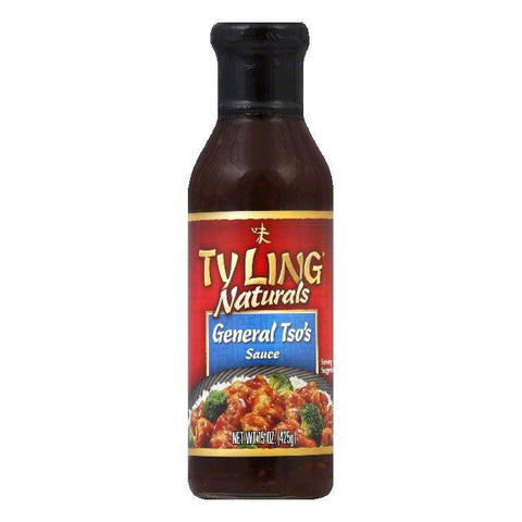 Tyling TyLing General Tso's Natural Sauce, 15 OZ (Pack of 6)