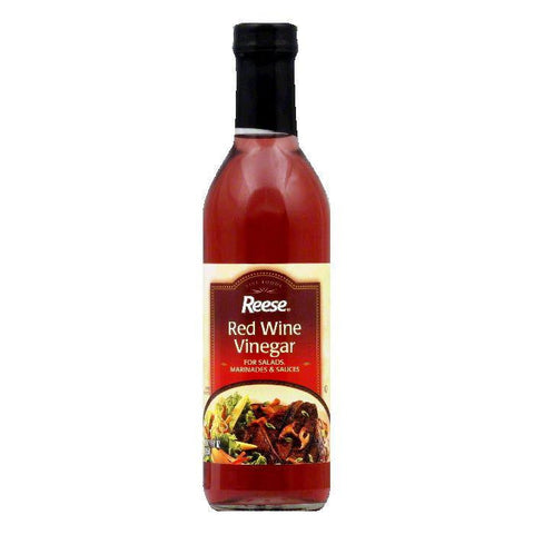 Reese Red Wine Vinegar, 12.7 OZ (Pack of 6)