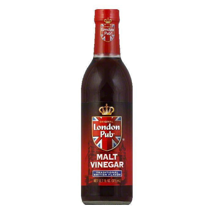 London Pub Malt Vinegar, 12.7 OZ (Pack of 6)