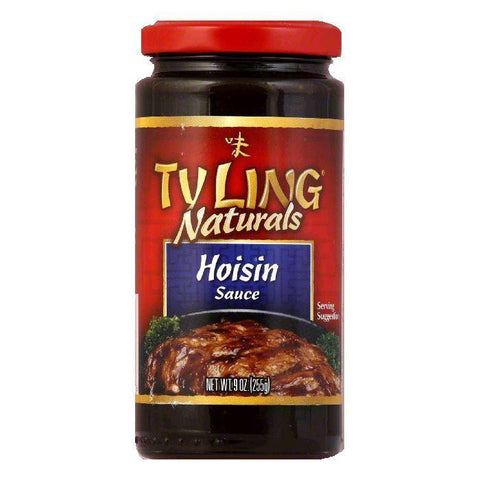Tyling Hoisin Sauce, 9 OZ (Pack of 6)