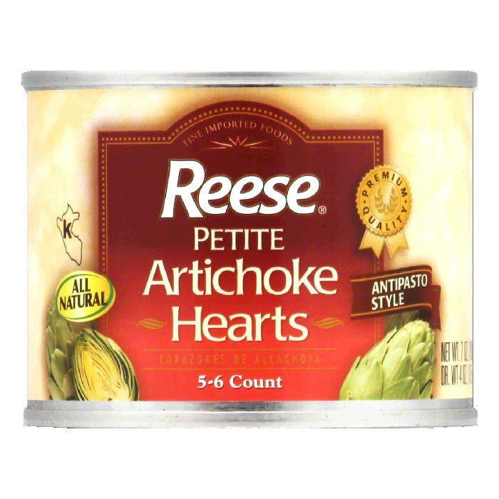 Reese Artichoke Petite Hearts, 7 OZ (Pack of 12)