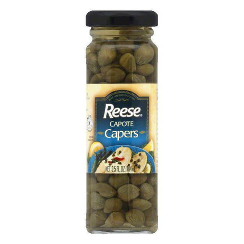 Reese Capote Capers, 3 OZ (Pack of 12)