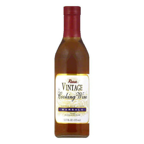 Reese Marsala Cooking Wine, 12.7 FO (Pack of 6)