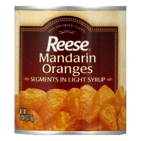 Reese Mandarin Orange Segments, 11 OZ (Pack of 24)