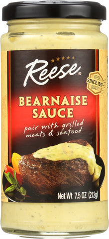 Reese Bearnaise Sauce, 7.5 OZ (Pack of 6)