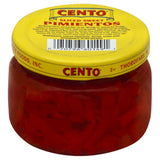 Cento Sliced Sweet Pimientos, 4 Oz (Pack of 12)
