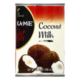 Ka Me Coconut Milk, 14 OZ (Pack of 12)