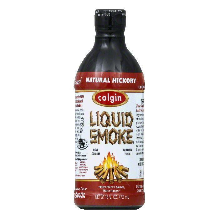 Colgin Liquid Smoke Large Size, 16 OZ (Pack of 6)