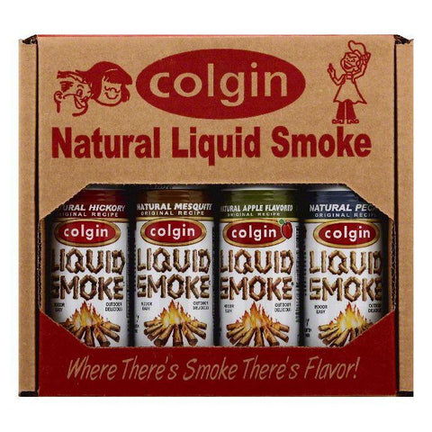 Colgin Natural Liquid Smoke, 4 ea (Pack of 6)