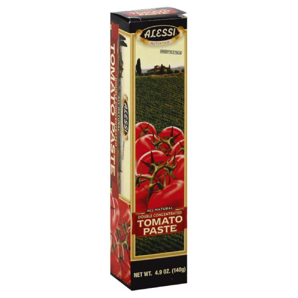 Alessi Double Concentrated Tomato Paste, 4.9 Oz (Pack of 10)