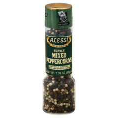 Alessi Whole Mixed Peppercorns, 2.39 Oz (Pack of 6)