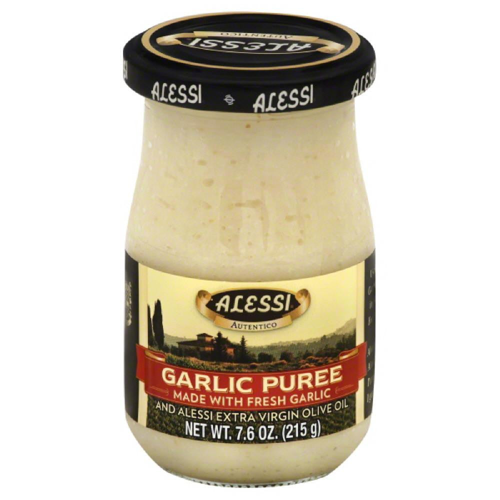 Alessi Garlic Puree, 7.6 Oz (Pack of 6)