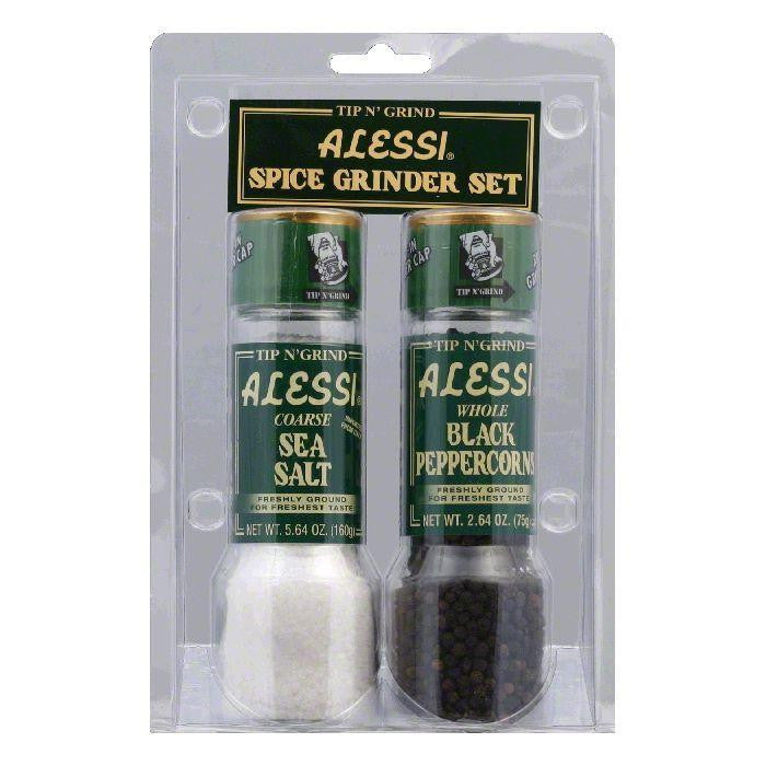 Alessi Grinder Salt and Pepper 2 pack, 2 PC (Pack of 6)