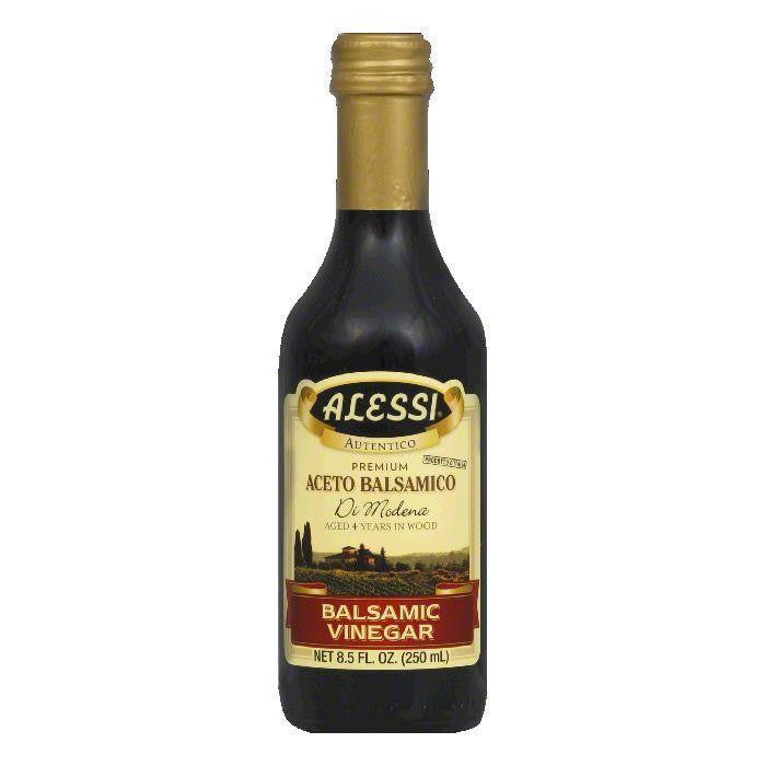 Alessi Vinegar Balsamic, 8.5 OZ (Pack of 6)