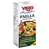 Vigo Family Size Paella Valenciana Yellow Rice & Seafood Dinner, 19 Oz (Pack of 6)