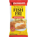 Zatarain's Fish-Fri Wonderful Seafood Breading 10 Oz Bag (Pack of 12)