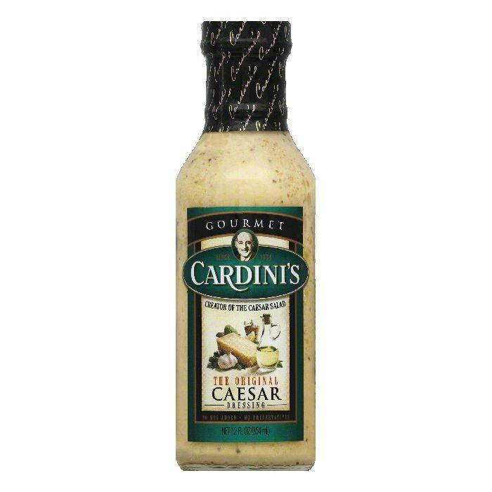 Cardini Dressing Caesar, 12 OZ (Pack of 6)