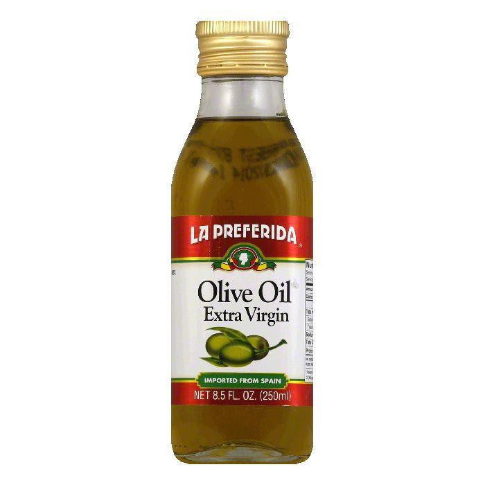 La Preferida Oil Spanish Olive Imported, 8.5 OZ (Pack of 12)