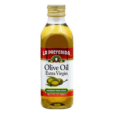 La Preferida Olive Oil Spanish, 17 OZ (Pack of 12)