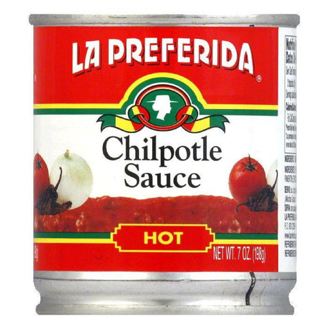 La Preferida Salsa Chipotle, 7 OZ (Pack of 24)