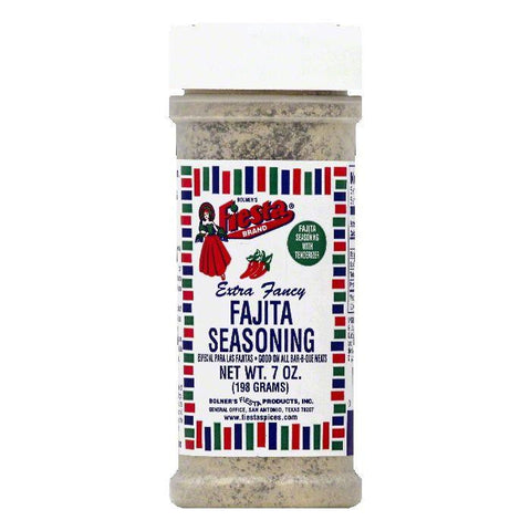 Fiesta Extra Fancy Fajita Seasoning, 7 OZ (Pack of 6)