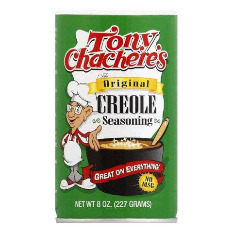 Tony Chachere's Seas Original, 8 OZ (Pack of 6)
