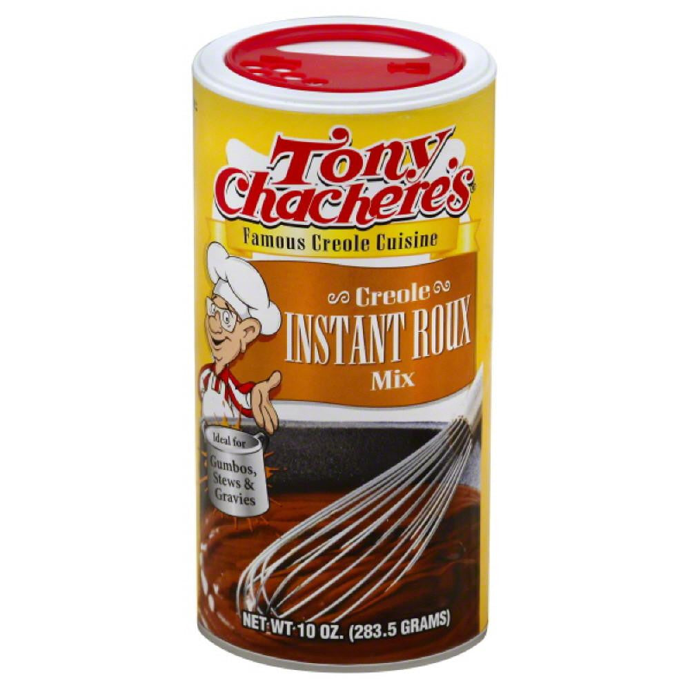 Tony Chacheres Creole Mix Instant Roux, 10 Oz (Pack of 12)
