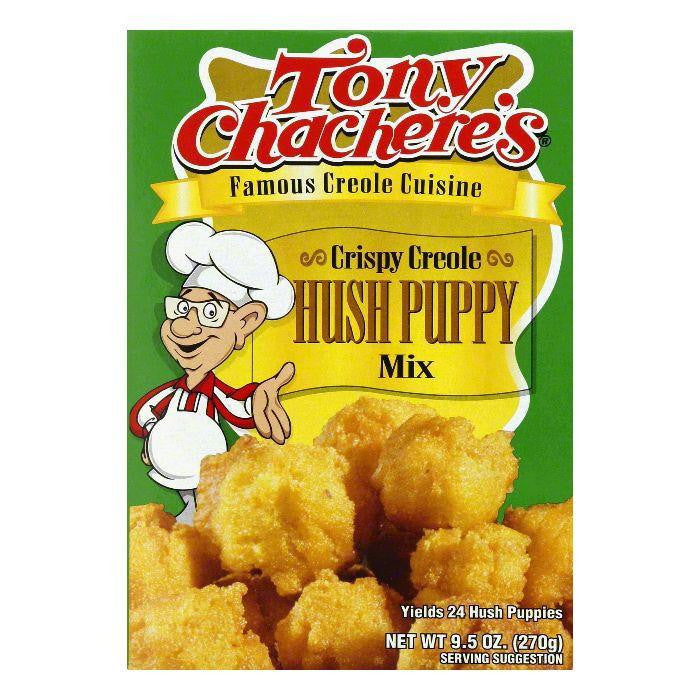 Tony Chachere's Creole Hush Puppy Mix, 9.5 OZ (Pack of 12)
