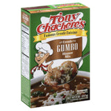 Tony Chacheres Creole Gumbo Dinner Mix, 8 Oz (Pack of 12)