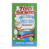 Tony Chachere's Seasoning Spice & Herb, 5 OZ (Pack of 6)