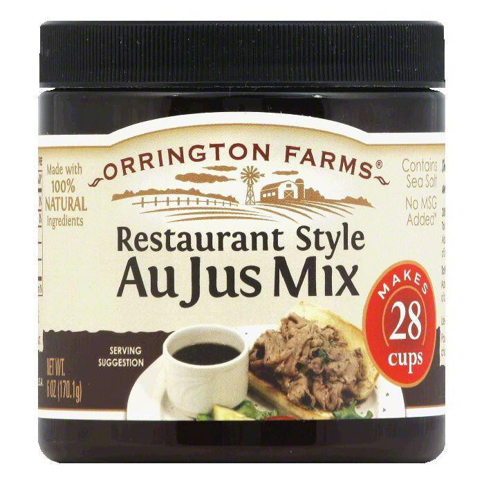 Orrington Farms Au Jus Gravy Paste Mix, 6 OZ (Pack of 6)