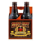 Sioux City Root Beer Soda 4 pack, 12 FO (Pack of 6)