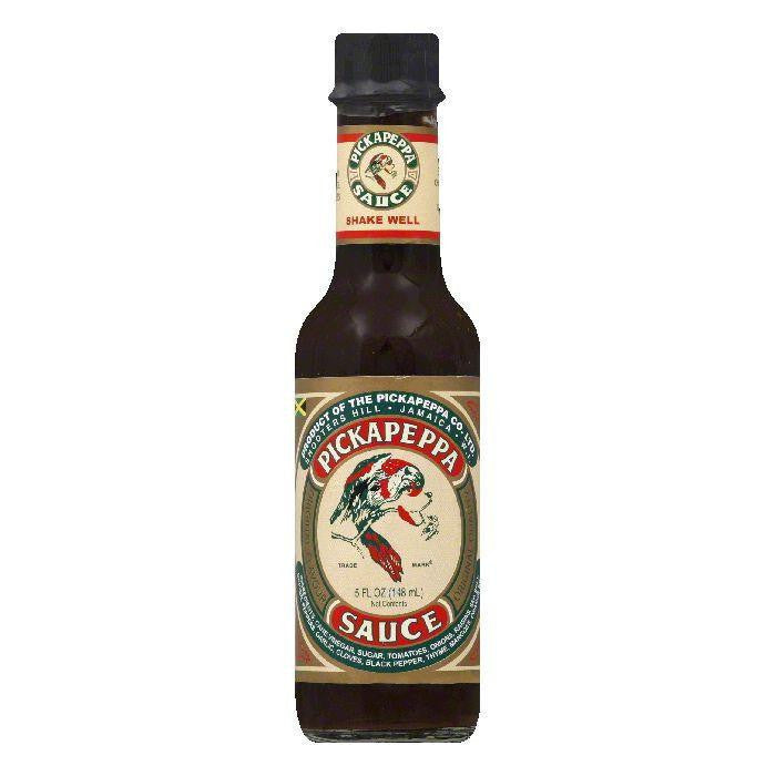 Pickapeppa Orginal Sauce, 5 OZ (Pack of 6)