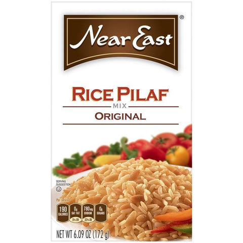 Near East Original Rice Pilaf Mix 6.09 Oz (Pack of 12)