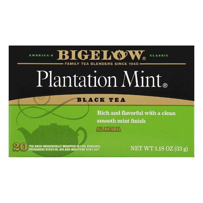 Bigelow Plantation Mint, 20 BG (Pack of 6)