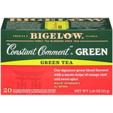 "Bigelow ""Constant Comment"" Green Tea Blend 20 ct (Pack of 6)"