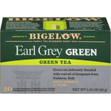 Bigelow Earl Grey Green Tea 20 ct (Pack of 6)