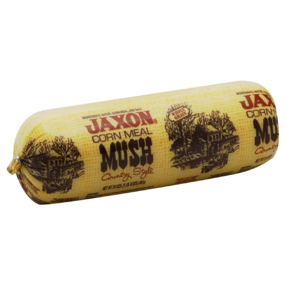 Jaxon Country Style Corn Meal Mush, 24 Oz (Pack of 12)