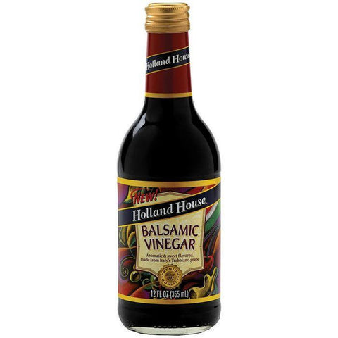 Holland House Balsamic Vinegar 12 Oz  (Pack of 6)