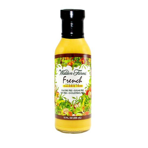 Walden Farms French Dressing, 12 OZ (Pack of 6)