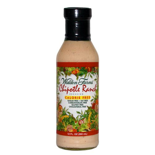 Walden Farms Chipotle Dressing, 12 OZ (Pack of 6)