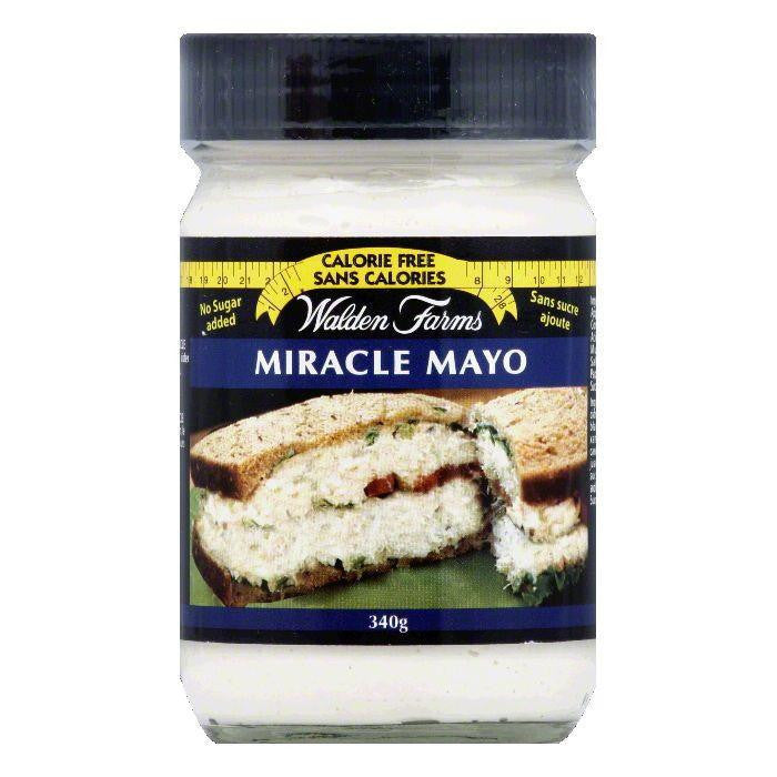 Walden Farms Mayonnaise Spread, 12 OZ (Pack of 6)