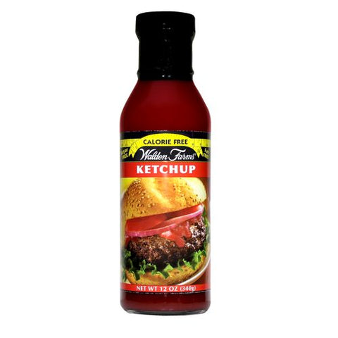 Walden Farms Ketchup, 12 OZ (Pack of 6)